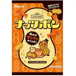 Candy Crunch Nuts Bon Caramel KANRO