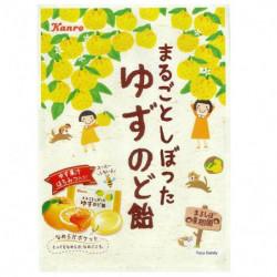 Throat Sweets Yuzu Mikan Large Pack KANRO