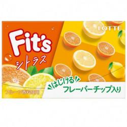 Candy Citrus Fits LOTTE