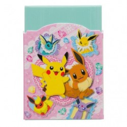 Eraser Pikachu Eevee Friends japan plush