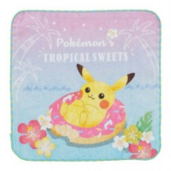Hand Towel Pokemon s TROPICAL SWEETS japan plush