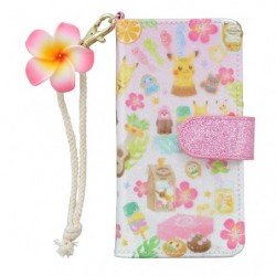 Smartphone Cover Pokemon s TROPICAL SWEETS japan plush