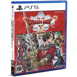 Game Dragon Quest X Mezameshi Itsutsu No Shuzoku Offline Normal Edition PS5