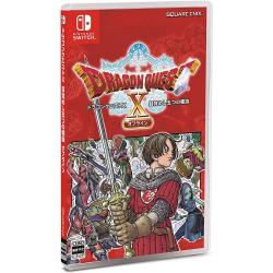 Game Dragon Quest X Mezameshi Itsutsu No Shuzoku Offline Normal Edition Switch