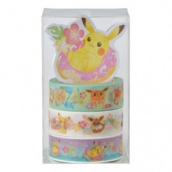 Tape Pokemon s TROPICAL SWEETS japan plush