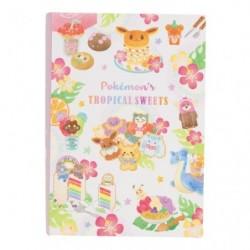 BOOK Case Pokemon s TROPICAL SWEETS japan plush