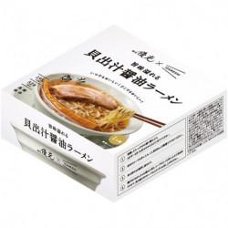 Cup Noodles Shellfish Soy Ramen Menya Yukou x Izameshi