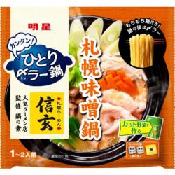 Instant Noodles Sapporo Miso Nabe Shingen Myojo Foods