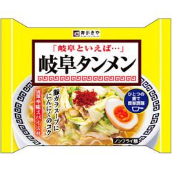 Instant Noodles Gifu Tanmen Sugakiya Foods