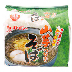 Instant Noodles Yamimo Soba Itomen