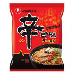 Instant Noodles Spicy Ramen Nongshim
