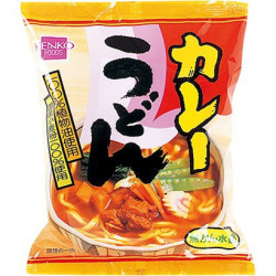 Instant Noodles Curry Udon Kenko Foods
