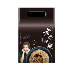 Instant Noodles Shrimp Soba Laoman Eguchi Holdings