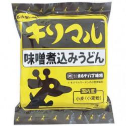 Instant Noodles Miso Nikomi Udon Kirimaru Ogasawara Seifun