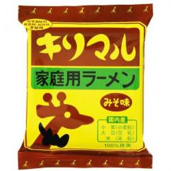 Instant Noodles Miso Ramen No Flavor Enhancers Kirimaru Ogasawara Seifun