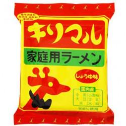 Instant Noodles Soy Ramen No Flavor Enhancers Kirimaru Ogasawara Seifun