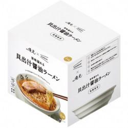 Cup Noodles Shellfish Soy Ramen Pack Menya Yukou x Izameshi
