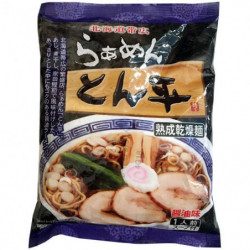 Instant Noodles Sapporo Obihiro Soy Ramen Tonpei Cookland