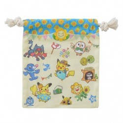 Pocket Pokemon Summer Life japan plush