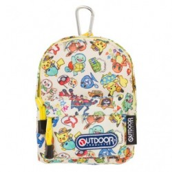 Mini OUTDOOR Bag Pack Pokemon Summer Life japan plush