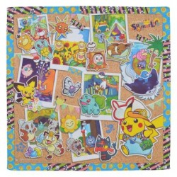 Tissue Pokemon Summer Life japan plush