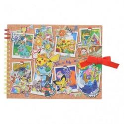 Book Note Pokemon Summer Life japan plush