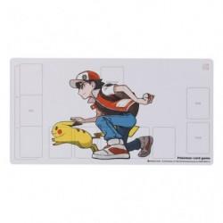 Playmat Card Red & Pikachu Limited Edition japan plush