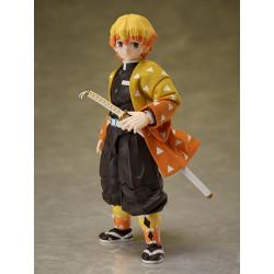 Figure Zenitsu Agatsuma Kimetsu No Yaiba Limited Edition BUZZmod.