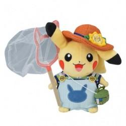 Plush Pokemon Summer Life Pikachu japan plush