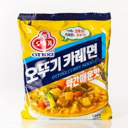 Instant Noodles Curry Ramen Ottogi Ongane Japan