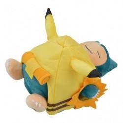 Plush Pokemon Summer Life Snorlax japan plush