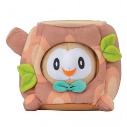 Plush Pokemon Summer Life Rowlet japan plush