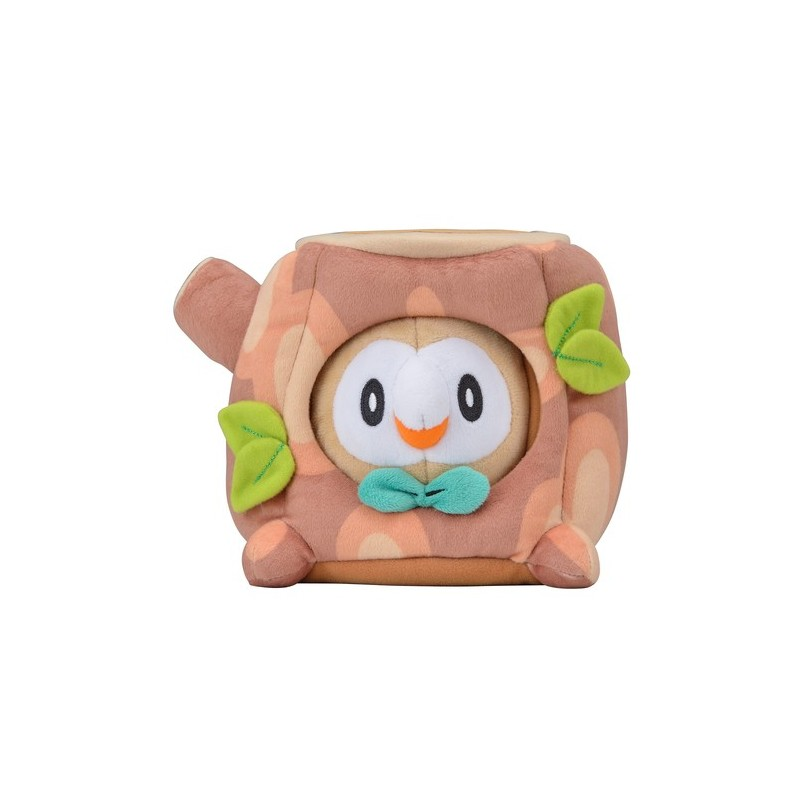 Plush Pokemon Summer Life Rowlet Meccha Japan