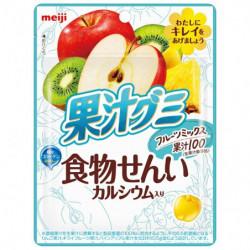Gummies Fruits Mix Kajugumi Meiji