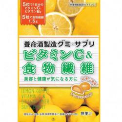 Gummies Vitamin C Fiber Yomeishu
