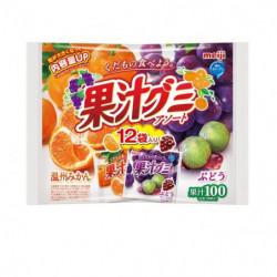 Gummies Assort Pack Kajugumi Meiji