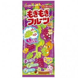 Gummies Mogimogi Fruits Meiji