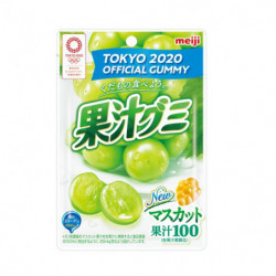 Gummies Muscat Kajugumi Meiji
