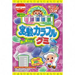 Gummies Experimental Colorful Meiji