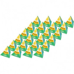 Gummies Lemon Puré Petit Triangular KANRO