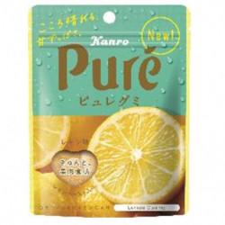 Gummies Lemon Puré KANRO