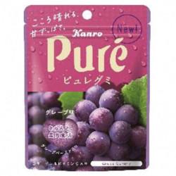 Gummies Grape Puré KANRO