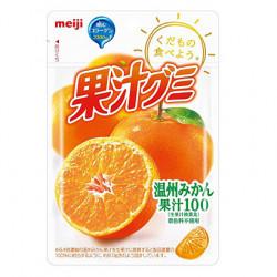 Gummies Citrus Unshiu Kajugumi Meiji
