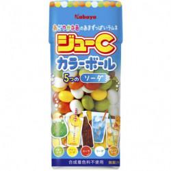 Candy Color Ball Soda Ju C Kabaya