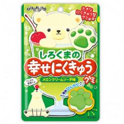 Gummies Melon Cream Soda Shirokuma No Shiawase Senjakuame