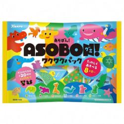 Gummies Wakuwaku Pack Asobon KANRO