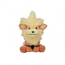 Plush Pokemon fit Arcanine japan plush