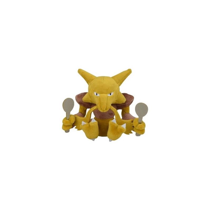 plush pokemon fit alakazam meccha japan