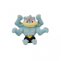 Plush Pokemon fit Machamp japan plush