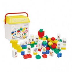 Block Toy Play Monpoké